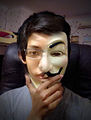 Htoo Wunna Ko Ko , Anonymous Mask , Hacker.jpg