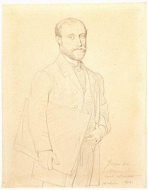 Hubert Rohault de Fleury