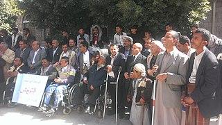 Disability in Yemen