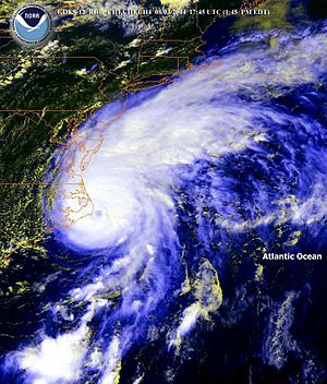Hurricane Alex, first storm of the 2004 Atlant...