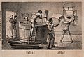 Hydrotherapy; eight vignettes of different cures at Wellcome V0016690.jpg