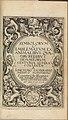 I) Symbolarum et Emblematum ex Aquatilibus et Reptilibus Desumptorum. Centuria Quarta. (1604) MET DP280231.jpg