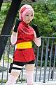 ICDS cosplayer of Sakura Haruno, Naruto 20150822c.jpg