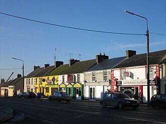 Littleton, County Tipperary - Littleton Main Street.