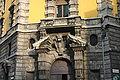 IMG 5234 - MI - Palazzo Anagrafe - Stemma Milano - Foto Giovanni Dall'Orto - 17-Febr-2007.jpg