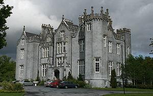 Kinnitty Castle - Kinnitty Castle