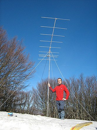 Summits on the Air - Activating Monte Zuccone in Italy on 2-meter band