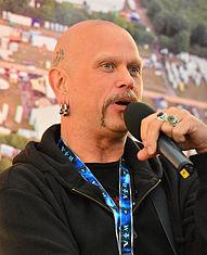 Ian Haugland (PK) – Wacken Open Air 2015 02.jpg