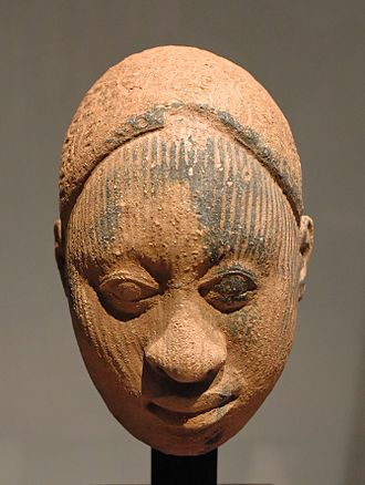 African sculpture - Image: Ife sculpture Inv.A96 1 4