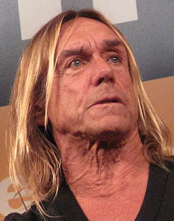 Iggy Pop American rock singer-songwriter, musician, and actor