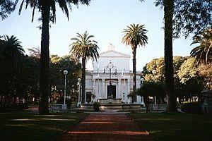 San Pedro, Buenos Aires - Nuestra Señora del Socorro, the city's main Catholic parish.
