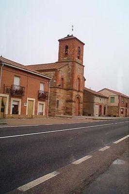 Iglesia de Granja de Moreruela.