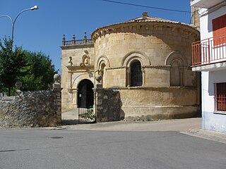 Cerezo de Arriba municipality in Castile and León, Spain