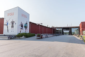 IKSU - Image: Iksu Sport