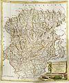 Il Bergamasco diviso ne' suoi distretti - Venezia 1782 - by Antonio Zatta.jpg
