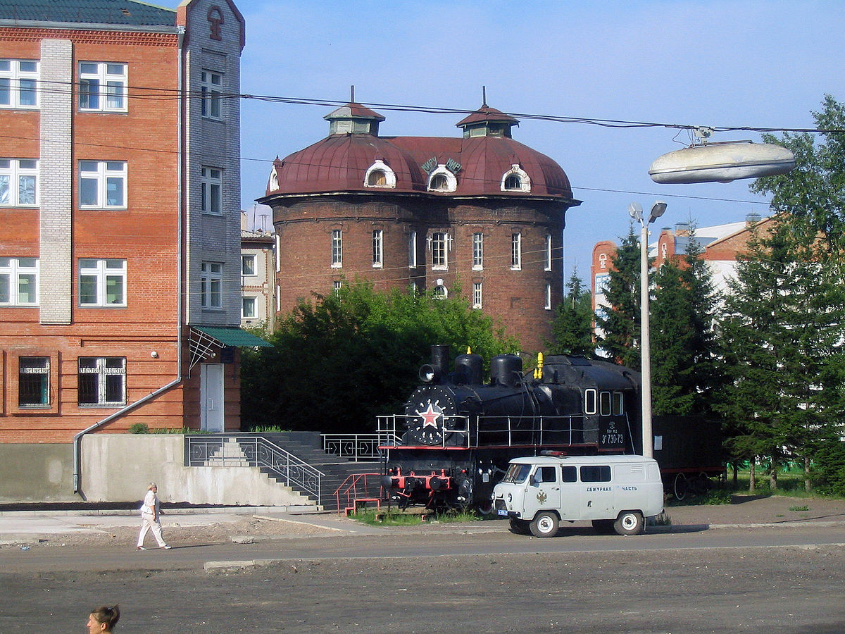 Artyomovsk: a selection of sites