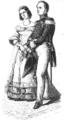 Illustrirte Zeitung (1843) 17 257 1 Friedrich Wilhelm IV und Elisabeth.PNG