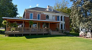 Tiskilwa, Illinois - The Stevens House