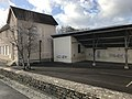 Image d'Évans (Jura, France) en janvier 2018 - 2.JPG