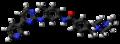 Imatinib molecule ball.png