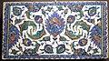 Impero ottomano, mattonelle del 1560-1620 ca. 03.JPG