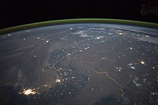 India-Pakistan Border at Night.jpg