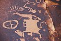 Indian petroglyphs (~100 B.C. to ~1540 A.D.) (Newspaper Rock, southeastern Utah, USA) 16 (22881624065).jpg