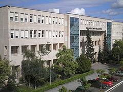 Facultad de inform tica de san sebasti n wikipedia la - Arquitectura pais vasco ...