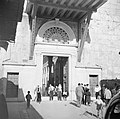 Ingang van de Omayaden moskee, Bestanddeelnr 255-5891.jpg
