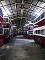 Inside The 'Edinburgh Shed', Scottish Vintage Bus Museum - geograph.org.uk - 3119233.jpg