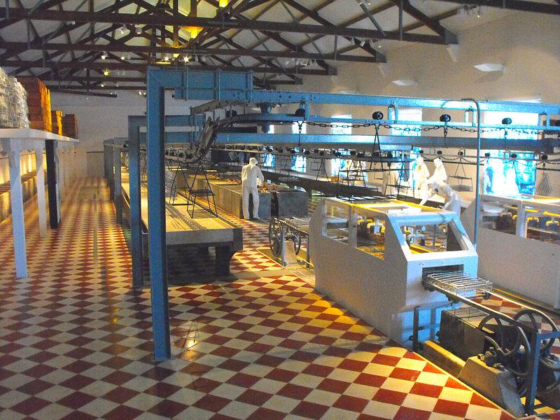 File:Interior do Museu Conservas Portimao.jpg