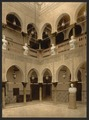 Interior of governor's palace, Algiers, Algeria-LCCN2001697823.tif