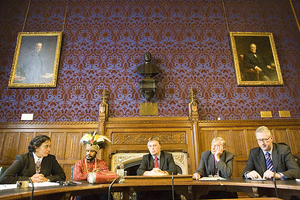International Parliamentarians for West Papua - IPWP launch in the Houses Of Parliament, London, October 2008