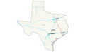 Interstate 45 map.png