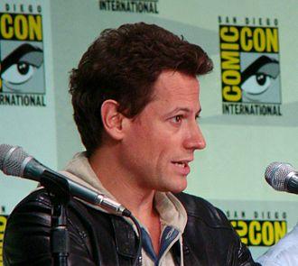 Ioan Gruffudd - Gruffudd at 2011 Comic-Con International