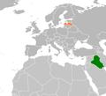 Iraq Latvia Locator.png