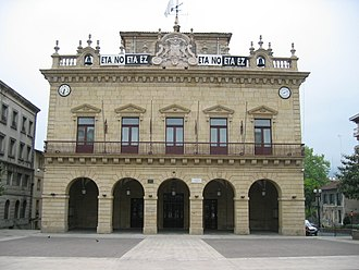 Irun - Irun City Hall