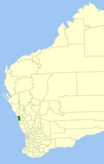 Shire of Irwin Local government area in Western Australia