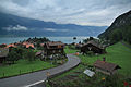 Iseltwald & Brienzersee, cloudy evening, 2010 07.JPG