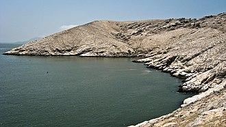 Chimbote - Image: Isla Blanca (Chimbote)