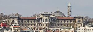 Istanbul High School - Istanbul High School (Istanbul Erkek Lisesi in Turkish) was founded in 1884.