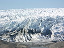 Le glacier Isunnguata Sermia au Groenland.