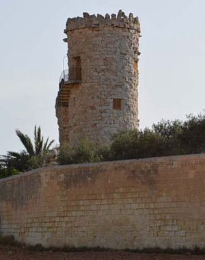 Xlejli Tower - View of the Xlejli Tower
