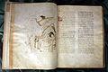 Italia centrale, raccolta di testi francescani, xv sec, cod. gaddi 112, 01.JPG