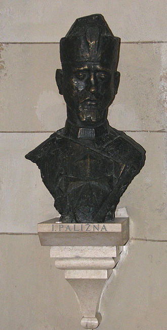 John of Palisna - John of Palisna statue in Zagreb Cathedral.