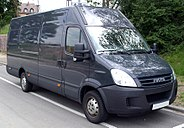 Iveco Daily front 20080625