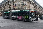 Iveco Urbanway 18 Hybride 5556 RATP, ligne 27, Paris 001.jpg