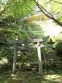 Iwaya-jinja San-no-torii and Honden.jpg