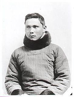 Greenlandic explorer