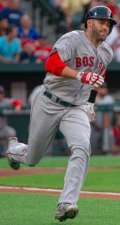 J. D. Martinez American baseball player